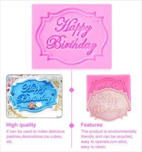 birthday mould